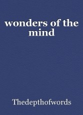 wonders of the mind