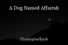 A Dog Named Affairah