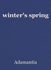 winter's spring