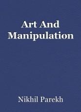 Art And Manipulation