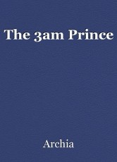 The 3am Prince