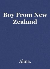Boy From New Zealand