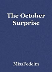 The October Surprise