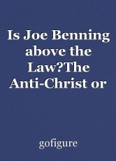 Is Joe Benning above the Law?The Anti-Christ or a wicked biker lawyer from Lydon vermont
