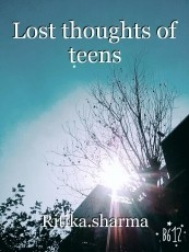 Lost thoughts of teens