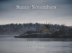 Sunny Novembers