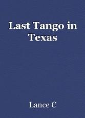 Last Tango in Texas