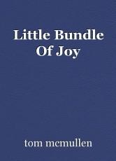 Little Bundle Of Joy