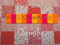 The Catronia Patchwork Family Vol. 1