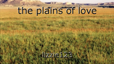 the plains of love
