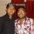 life!=money