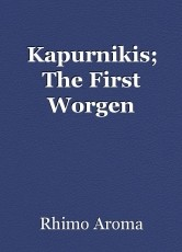 Kapurnikis; The First Worgen