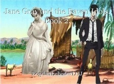 Jane Gray and the Raven Idols. Book 2.