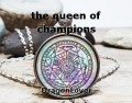 the queen of champions