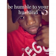 be humble to your husband