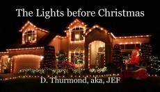 The Lights before Christmas