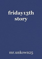 friday13th story