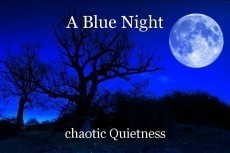 A Blue Night