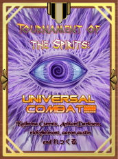 Tournament of the Spirits: Universal Combat!!!!!!!