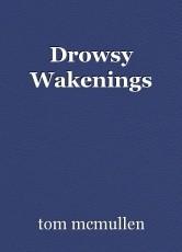 Drowsy Wakenings