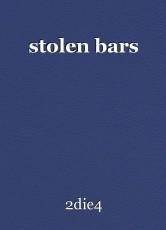 stolen bars
