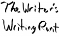 The Writer's Writing Rant
