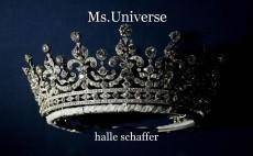 Ms.Universe