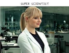 Super Scientist