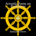Acrostic Poem on Buddhism