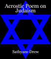 Acrostic Poem on Judaism