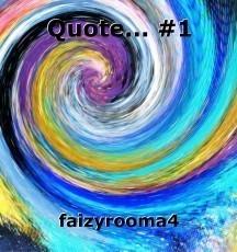 Quote... #1