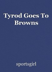 Tyrod Goes To Browns