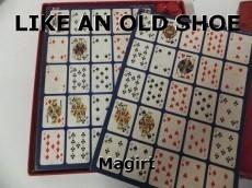LIKE AN OLD SHOE