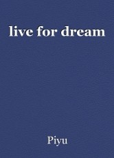 live for dream