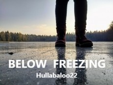 Below Freezing