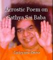 Acrostic Poem on Sathya Sai Baba