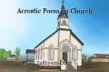 Acrostic Poem on Church