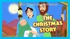 Acrostic Poem on Christmas