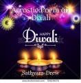 Acrostic Poem on Divali