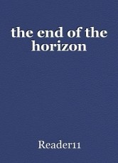 the end of the horizon