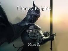 Literary Knights