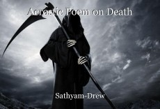 Acrostic Poem on Death
