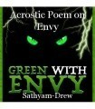 Acrostic Poem on Envy