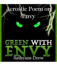 Acrostic Poem on Envy