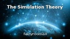The Simulation Theory