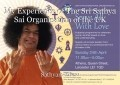 My Experience of The Sri Sathya Sai Organisation of the UK