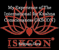 My Experience of The International for Krishna Consciousness (IKSCON)