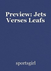 Preview: Jets Verses Leafs