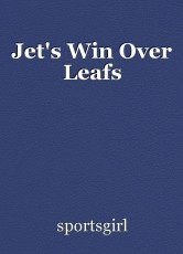 Jet's Win Over Leafs