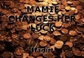 MAMIE CHANGES HER LUCK
